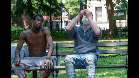 NYC Washington Square Park Open Drug Use Calls for More Policing