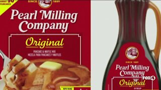 Aunt Jemima becomes Pearl Milling Co.