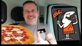 #littlecaesars #pepperonicheesercheeserpizza Little Caesars® Pepperoni CHEESER! CHEESER! Pizza 🤴🧀🧀🍕