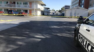 Las Vegas Police: Woman dies from stab wounds at Motel 6
