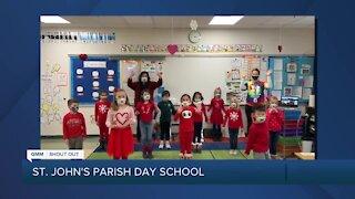 Good Morning Maryland St. John's Parish Day School