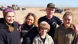 Episode 221 | Chuck Holton Visits David Eubank and Family in Syria to Hear What God is Doing