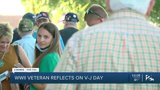 Green Country vet remembers VJ Day