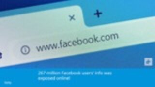 267 Facebook Users Breached