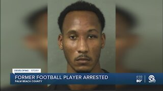 Former Florida State football player arrested, accused of murder