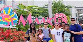The Pagan Family vacation 2018 Caribbean Cruise