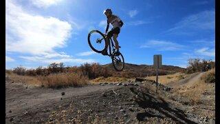 EXPERIENCE: Levitate Mountain Bike Trail