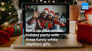 Funny white elephant gift ideas