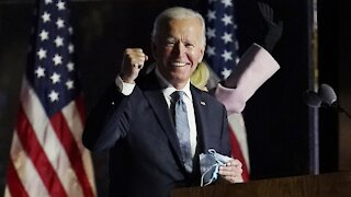 AP: Joe Biden Projected To Become President