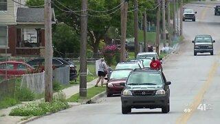 KCKPD increase patrols in Argentine neighborhood