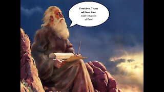 What Are The Prophets Saying? #Trump2021