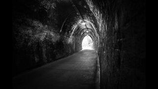 Psychic Focus on Light Tunnel