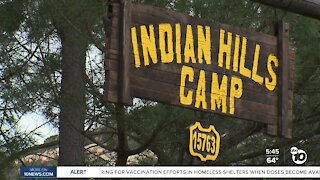 Jamul camp helps kids with distance learning