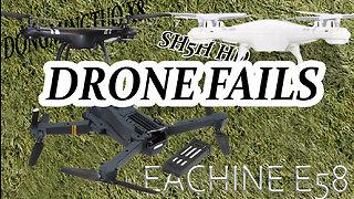 Drone Fails Compilation
