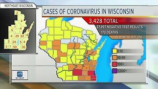 UPDATE: Coronavirus in Wisconsin