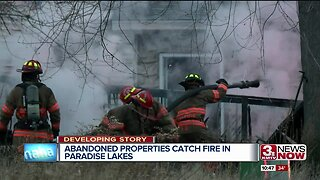 Abandoned Properties Catch Fine In Paradise Lakes