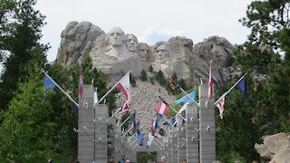 Tig Two Alaska.5 - Mt. Rushmore