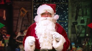 Enter to Win a Call With Santa With Santa Zooms Hello