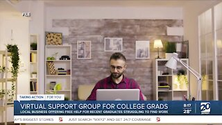 Support Group for College Grads Looking for Jobs in the Pandemic