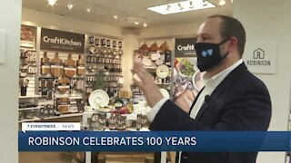 Robinson Home Products Celebrates it's 100th Anniversary
