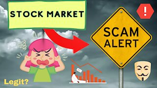 How Can I Avoid Market Scams?