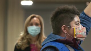First COVID-19 vaccine administered in Tulsa part 1