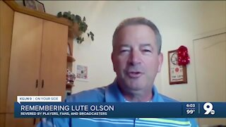 Dave Silver remembers Lute Olson