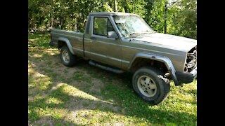 1988 Jeep Comanche Restoration