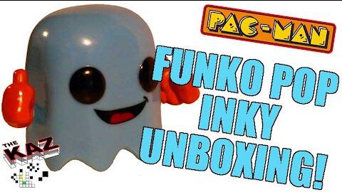 Inky Funko Pop PacMan Unboxing