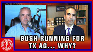 Here's Why George P. Bush Is Running for Texas Attorney General