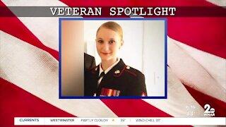 Veteran Spotlight: Sydney Graves