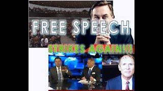 FREE SPEECH STRIKES AGAIN!!
