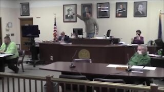 Dunkirk mayor kicked out of common council meeting