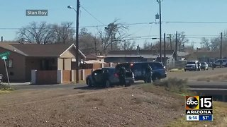 Winslow shooting suspect taken into custody after hours-long standoff