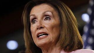 Nancy Pelosi Sends Letter To Lawmakers About Whistleblower Complaint