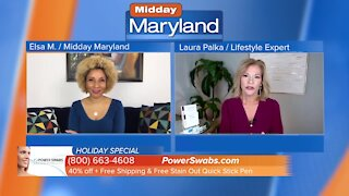 Power Swabs - Holiday Special