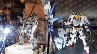 Gundam exhibition in Hong Kong