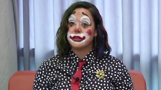 Oregon Health Official Announces COVID-19 Death Toll Dressed As A Clown