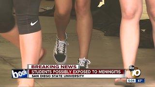 Possible Meningitis Outbreak