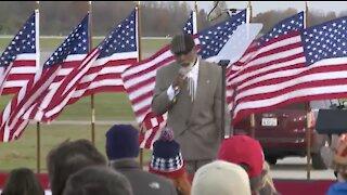 Democrat City Councilman of Flint, Mich. Endorses President Trump