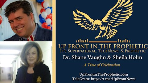 A Time of Celebration with Dr Shane Vaughn & Sheila Holm