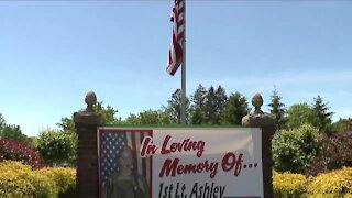 Gold Star Families run in honor of loved ones