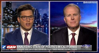 After Hours - OANN Challenging Newsom with Kevin Faulconer