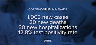 Coronavirus numbers for July 23, 2021
