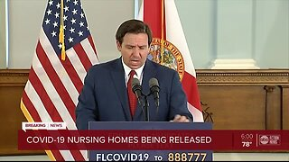 Florida releases names of long-term care facilities, nursing homes with COVID-19 cases