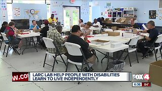 New Lab opens to help people with disabilities
