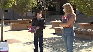 Douglas County sees increase in young voter turnout