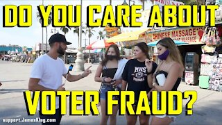 Do Biden Supporters Care About Voter Fraud? - Los Angeles