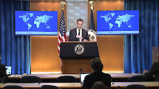 Daily Press Briefing - March 9, 2021
