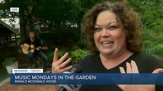 Music Mondays in the Garden